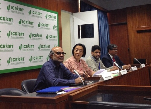TCI panel at meeting