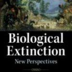 biological extinction book cover